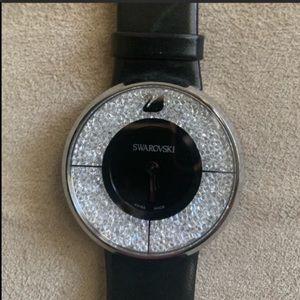 Swarovski crystalline watches